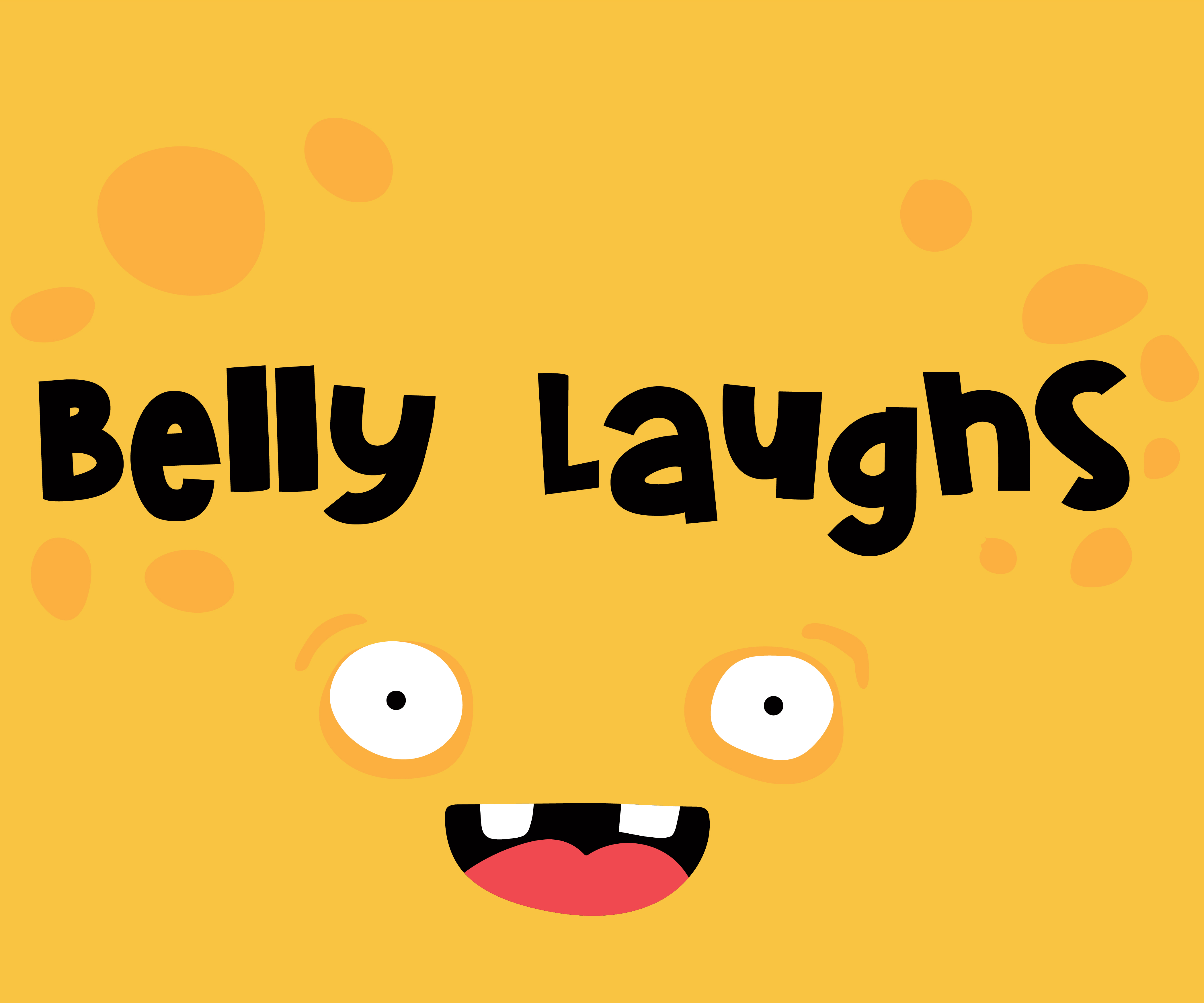 Print on Demand: Belly Laughs Display Font By Illustration Ink