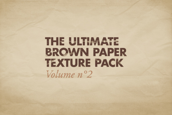 Brown Paper Texture Pack Volume 02 Graphic Textures By theshopdesignstudio