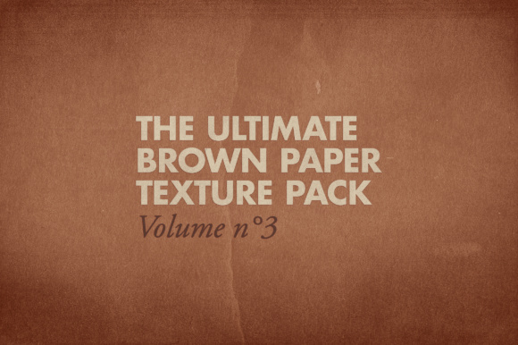 Brown Paper Texture Pack Volume 03 Graphic Textures By theshopdesignstudio - Image 1