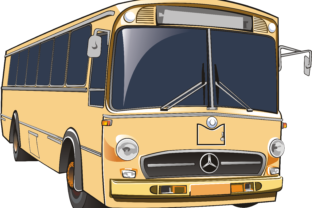 Bus Graphic By fray06100