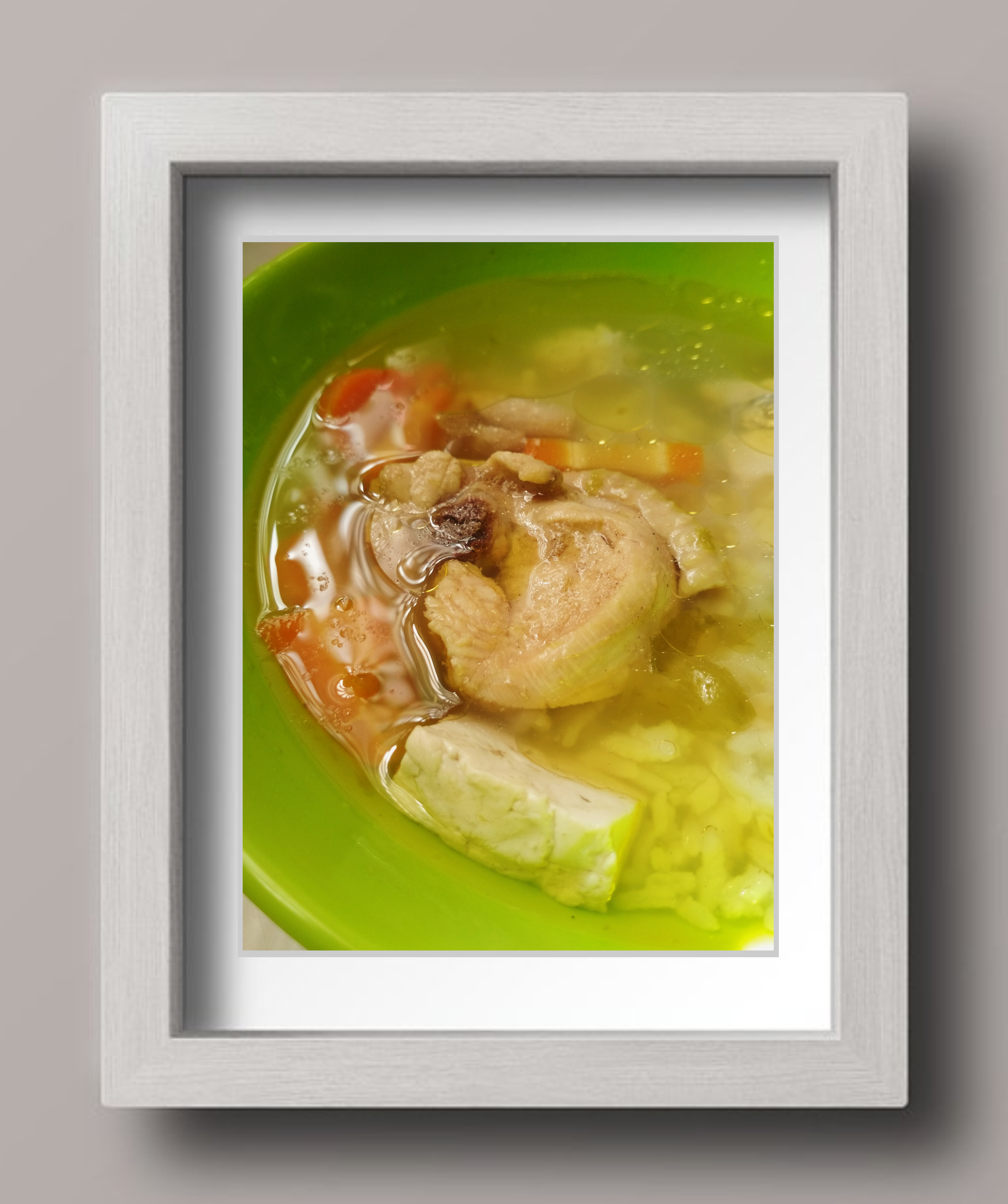 Chicken Soup Graphic Food & Drinks By koekprojects