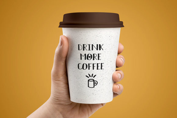 Print on Demand: Coffee Date Sans Serif Font By Running With Foxes - Image 5