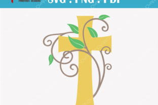 Download Free Crucifix Graphic By Pinoyartkreatib Creative Fabrica for Cricut Explore, Silhouette and other cutting machines.