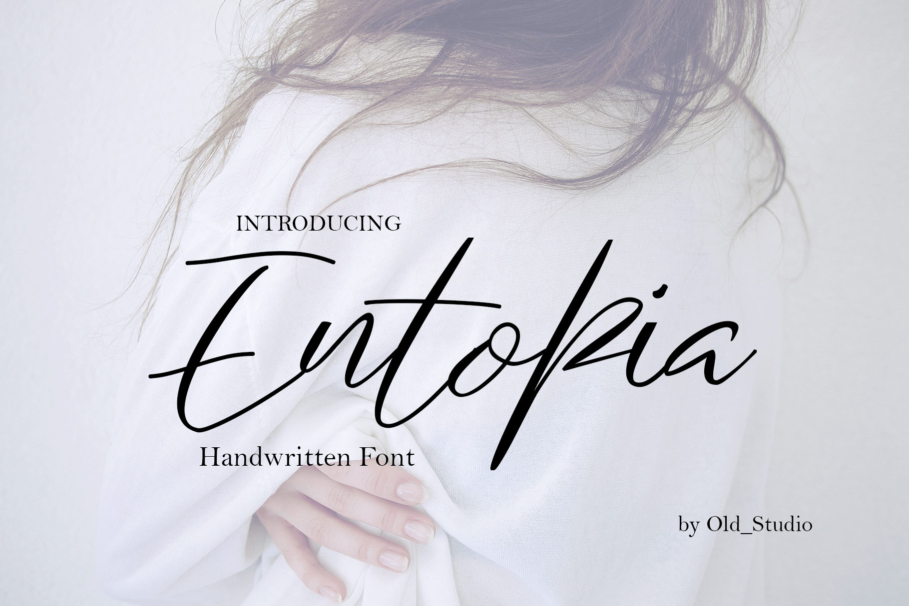 Print on Demand: Entopia Script & Handwritten Font By Analogous