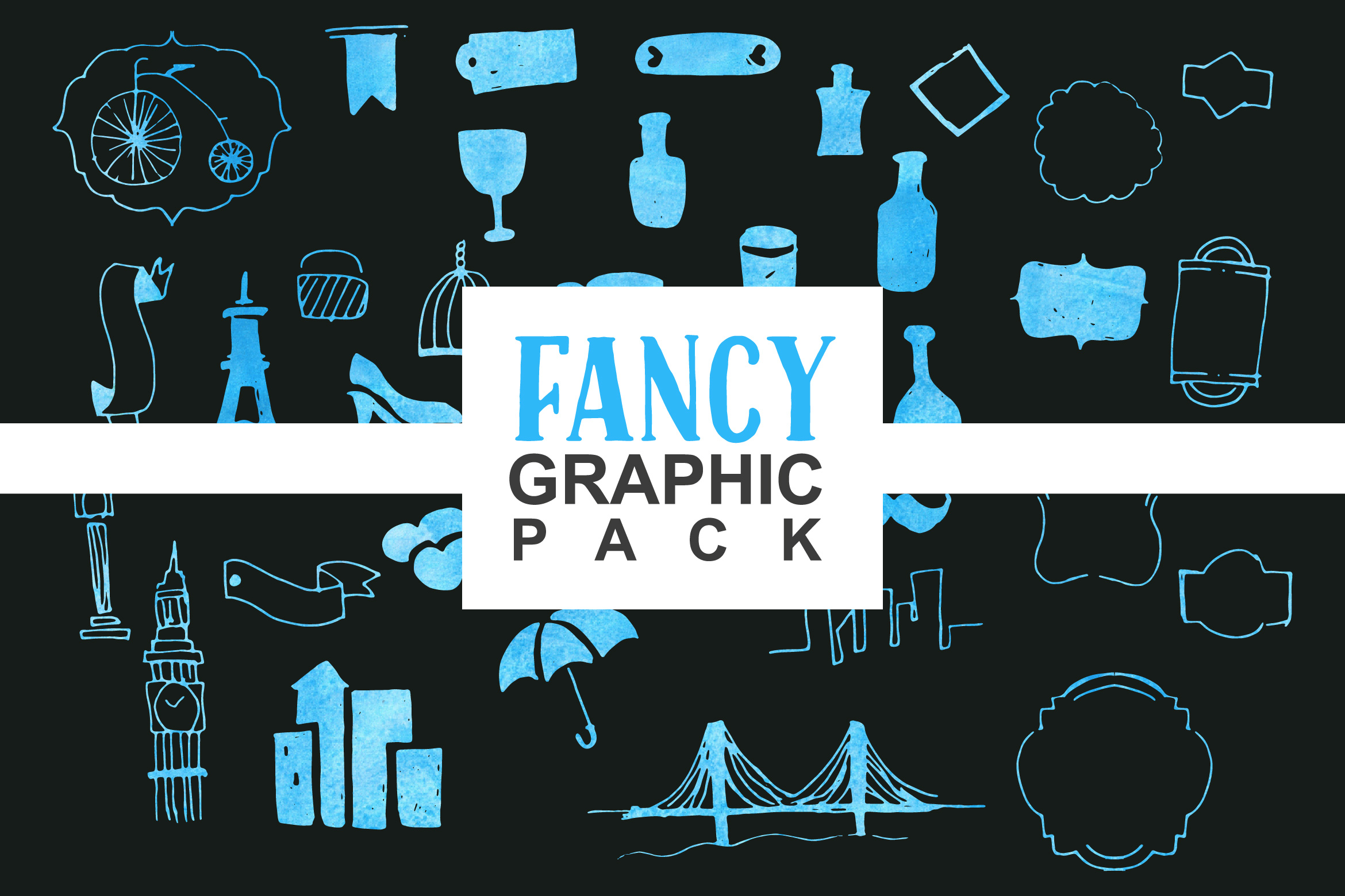 Fancy Graphic Pack Graphic