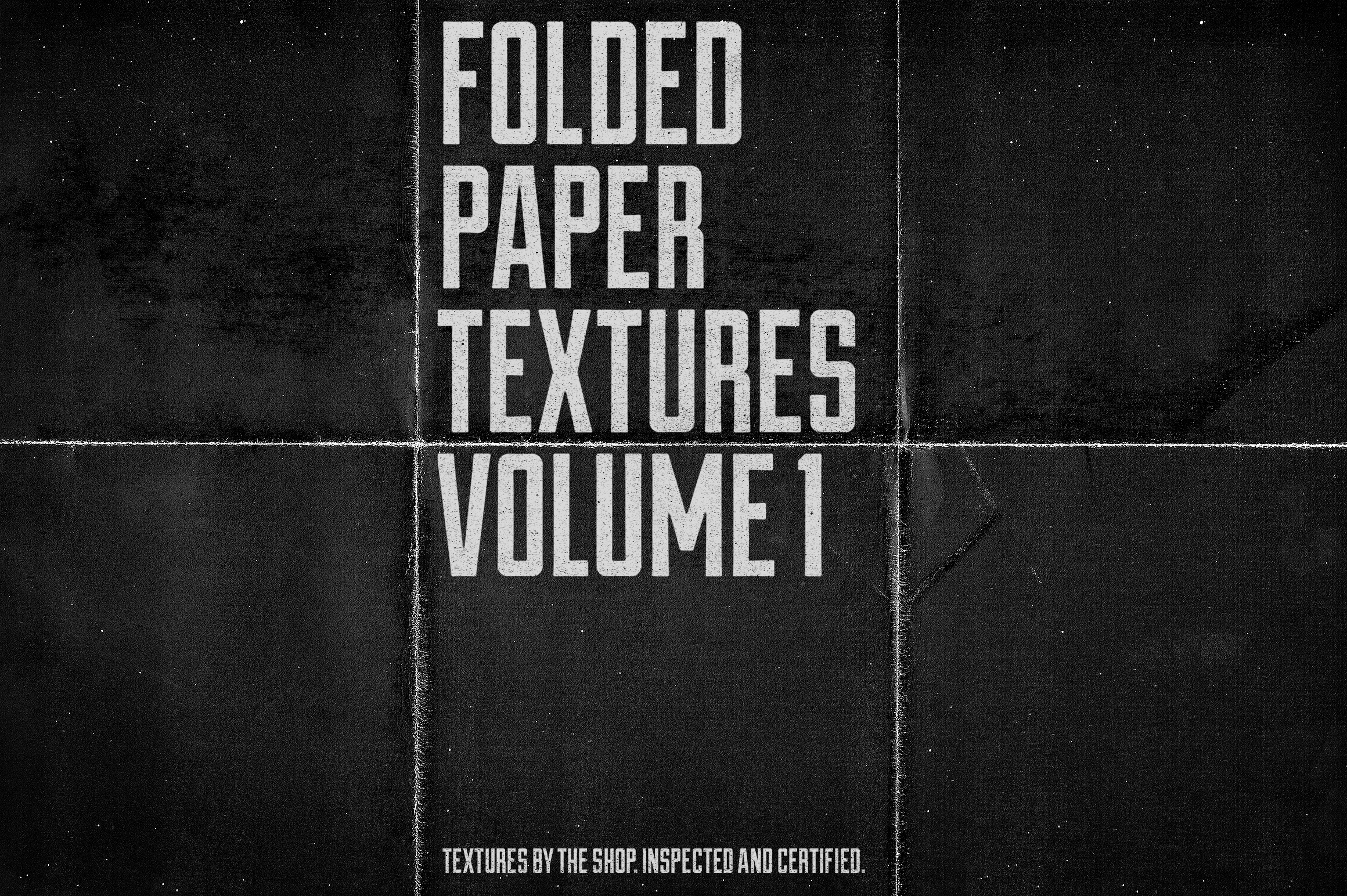 Folded Paper Textures Volume 01 Graphic Textures By theshopdesignstudio - Image 1