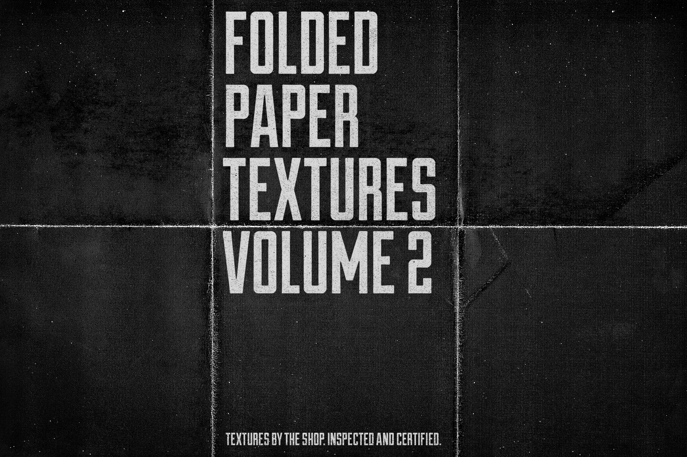 Folded Paper Textures Volume 02 Graphic Textures By theshopdesignstudio