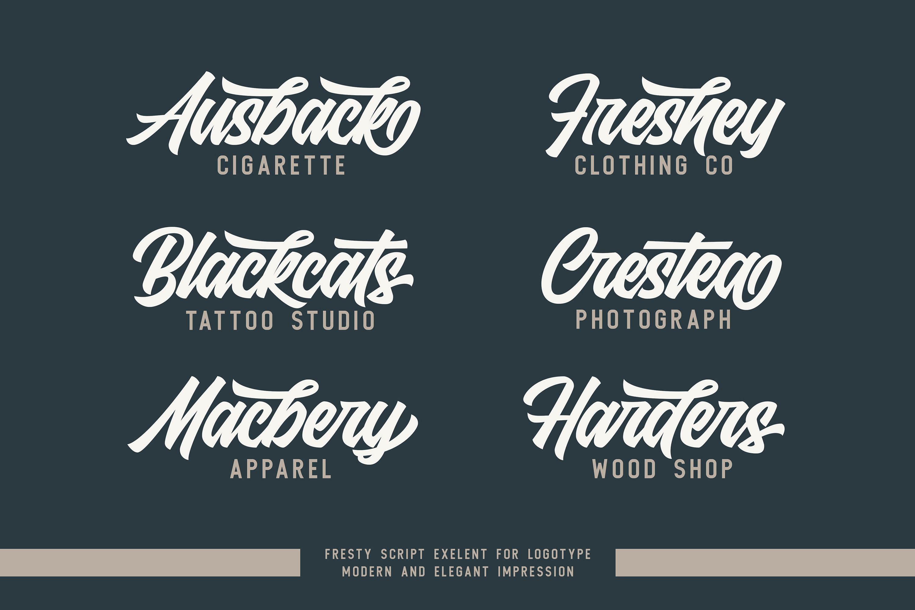 Download Free Fresty Font By Blankids Studio Creative Fabrica for Cricut Explore, Silhouette and other cutting machines.