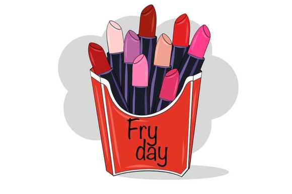 Fry Day Graphic Illustrations By Sasha_Brazhnik