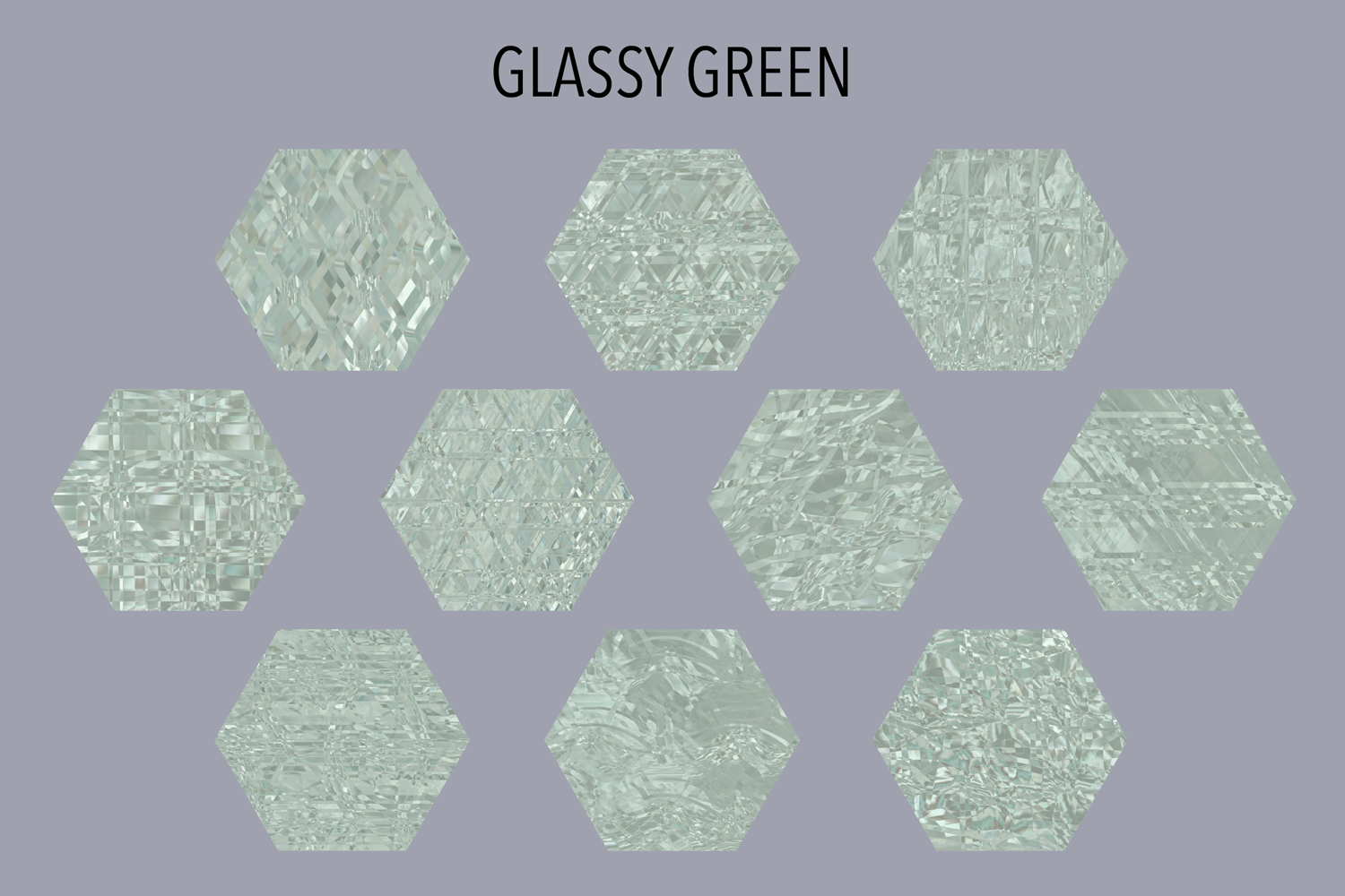 Print on Demand: Glassy Textures Graphic Textures By JulieCampbellDesigns - Image 14
