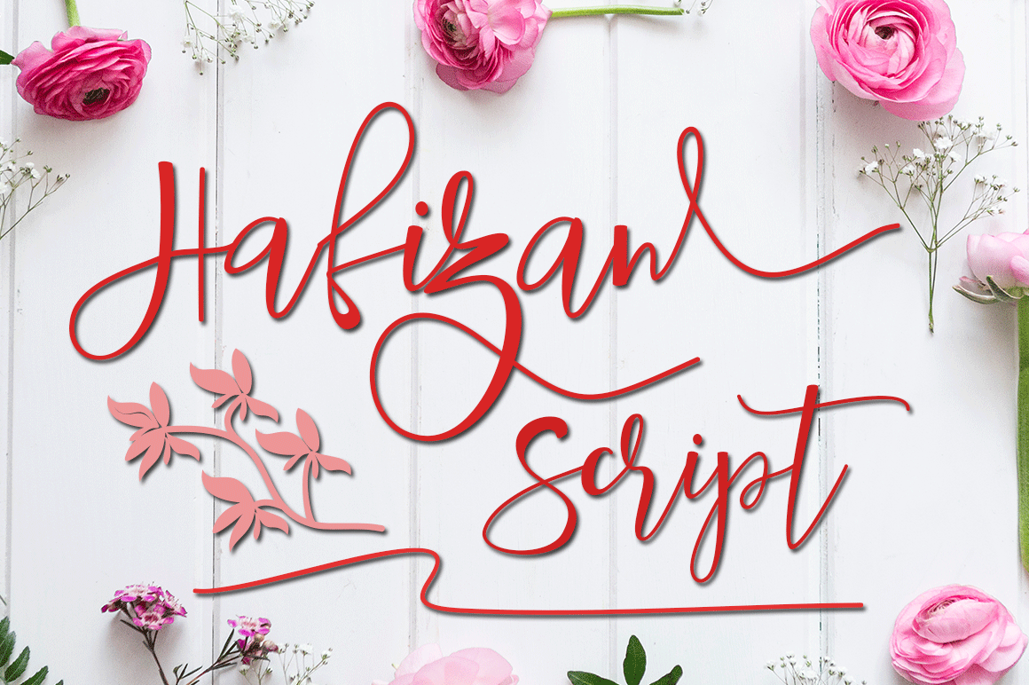 Hafizan Font By halimantoni103