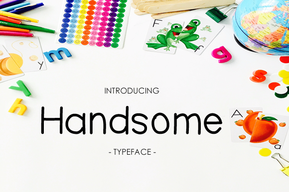 Print on Demand: Handsome Script & Handwritten Font By yh.seaofknowledge