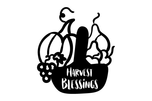 Harvest Blessings Craft Design By Creative Fabrica Crafts Image 2