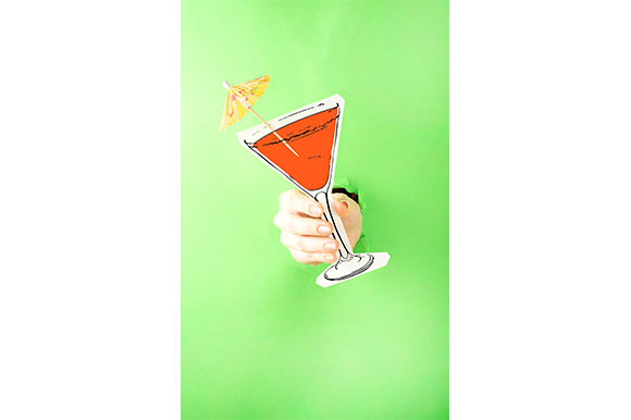 Have a Drink Graphic Food & Drinks By Sasha_Brazhnik