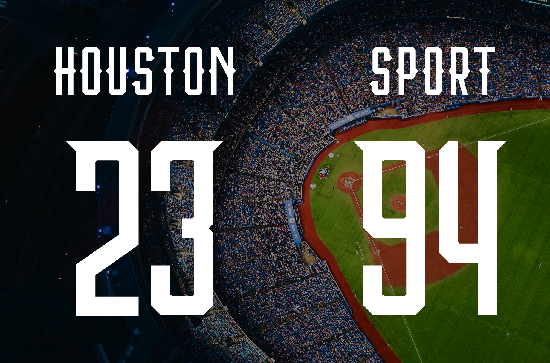 Print on Demand: Houston Sports Display Font By craftsupplyco - Image 8