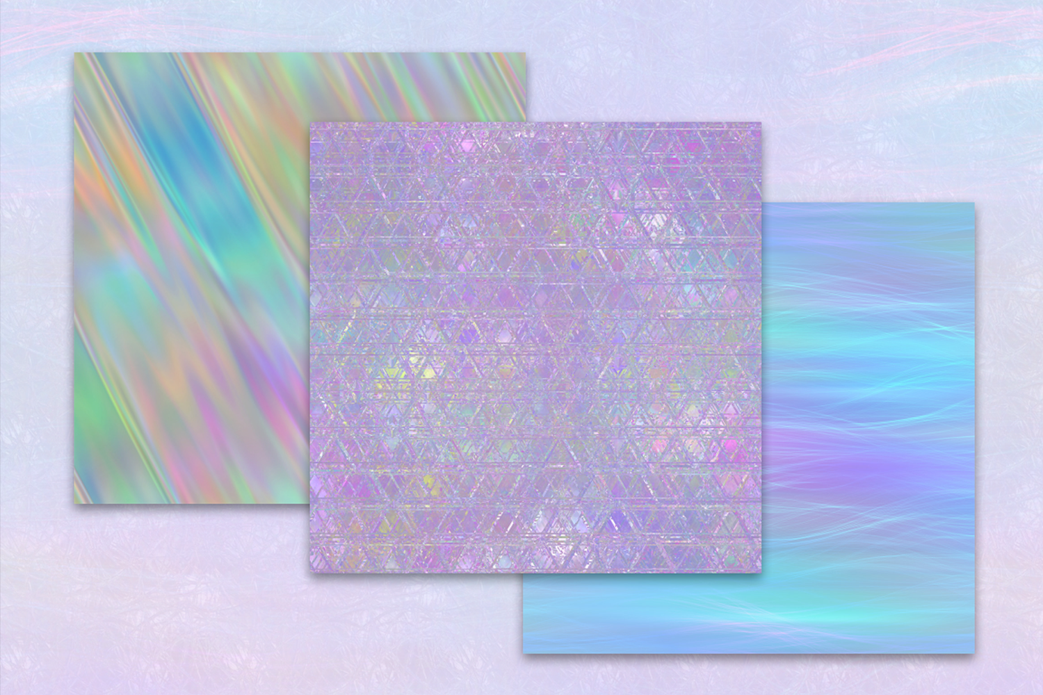 Print on Demand: Iridescent Collection Graphic Textures By JulieCampbellDesigns - Image 16