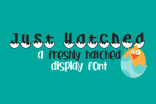 Just Hatched Font By Illustration Ink
