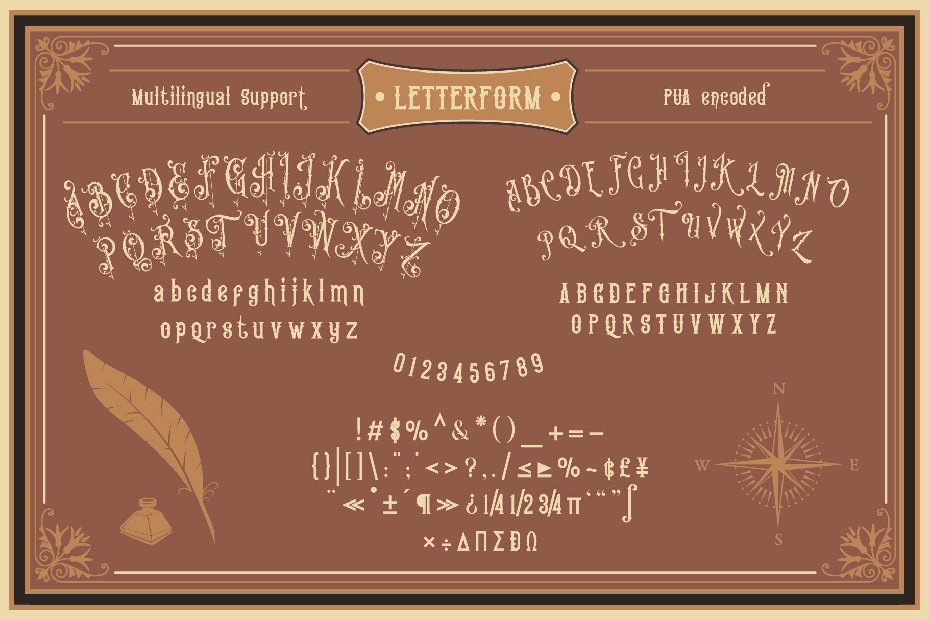 Download Free King Edward Queen Victoria Font By Burntilldead Creative Fabrica SVG Cut Files