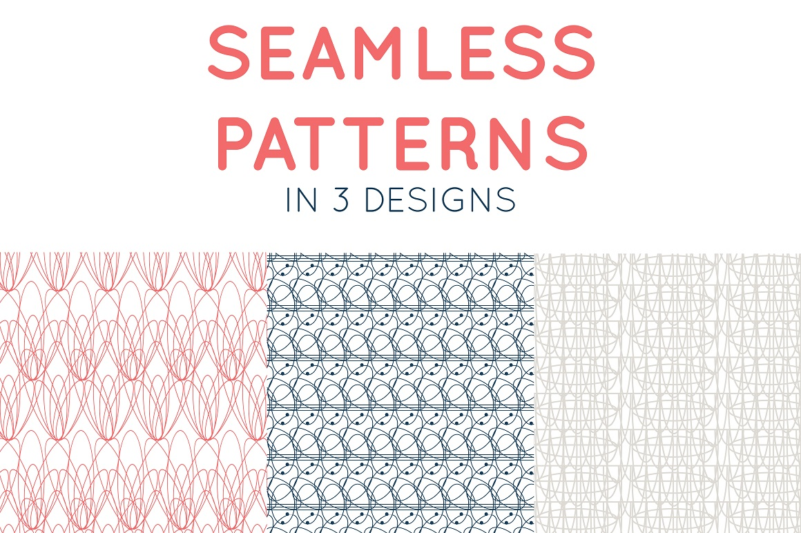 Print on Demand: Lace Clipart, Lace Border & Patterns Graphic Illustrations By illuztrate - Image 3