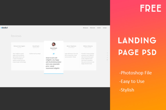 Landing Page Template Graphic Landing Page Templates By Creative Fabrica Freebies - Image 5