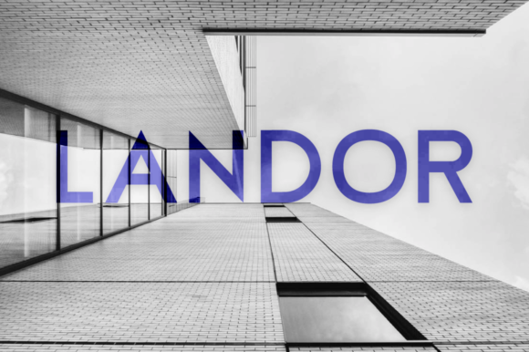 Print on Demand: Landor Sans Serif Font By Projectile