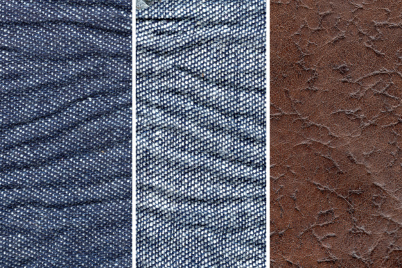 Leather Billfold Texture Pack Graphic Textures By theshopdesignstudio - Image 3