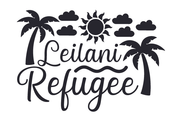 Download Free Leilani Refugee Svg Cut File By Creative Fabrica Crafts for Cricut Explore, Silhouette and other cutting machines.