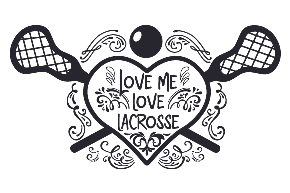Download Free Love Me Love Lacrosse Svg Cut File By Creative Fabrica Crafts for Cricut Explore, Silhouette and other cutting machines.