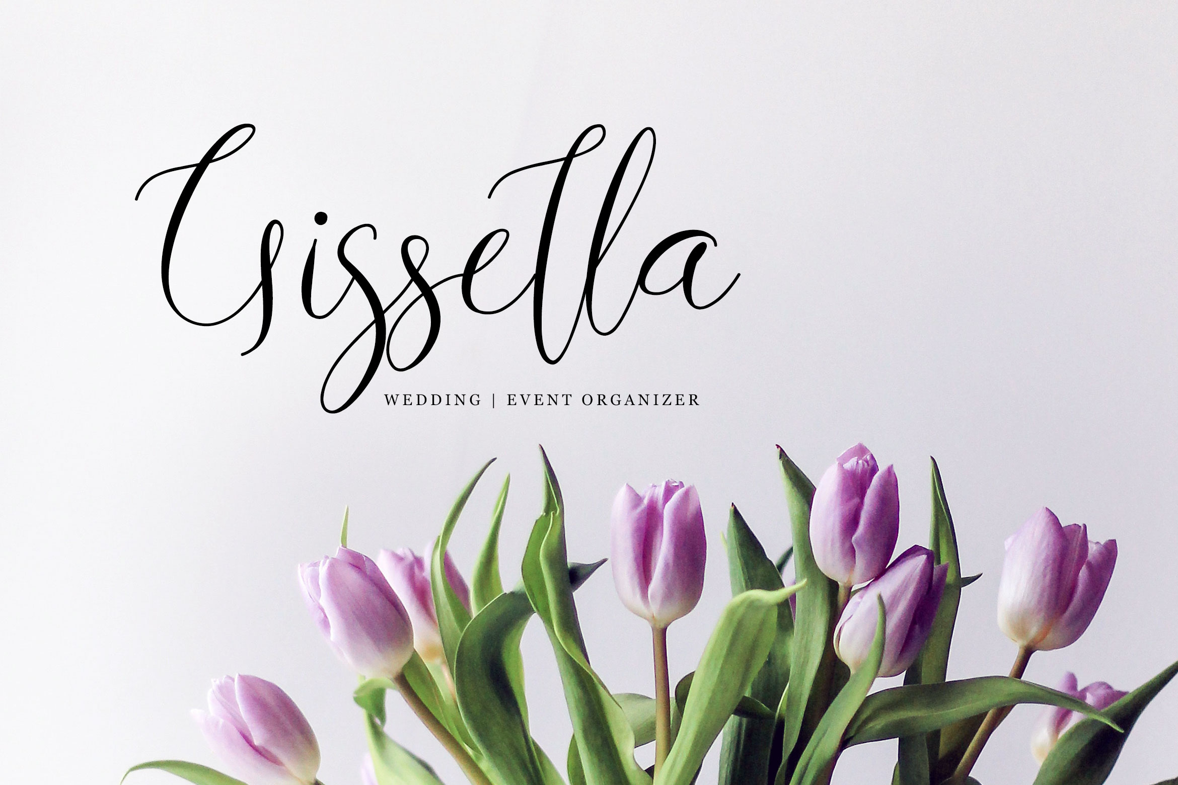 Print on Demand: Lovestrong Script & Handwritten Font By rometheme - Image 3