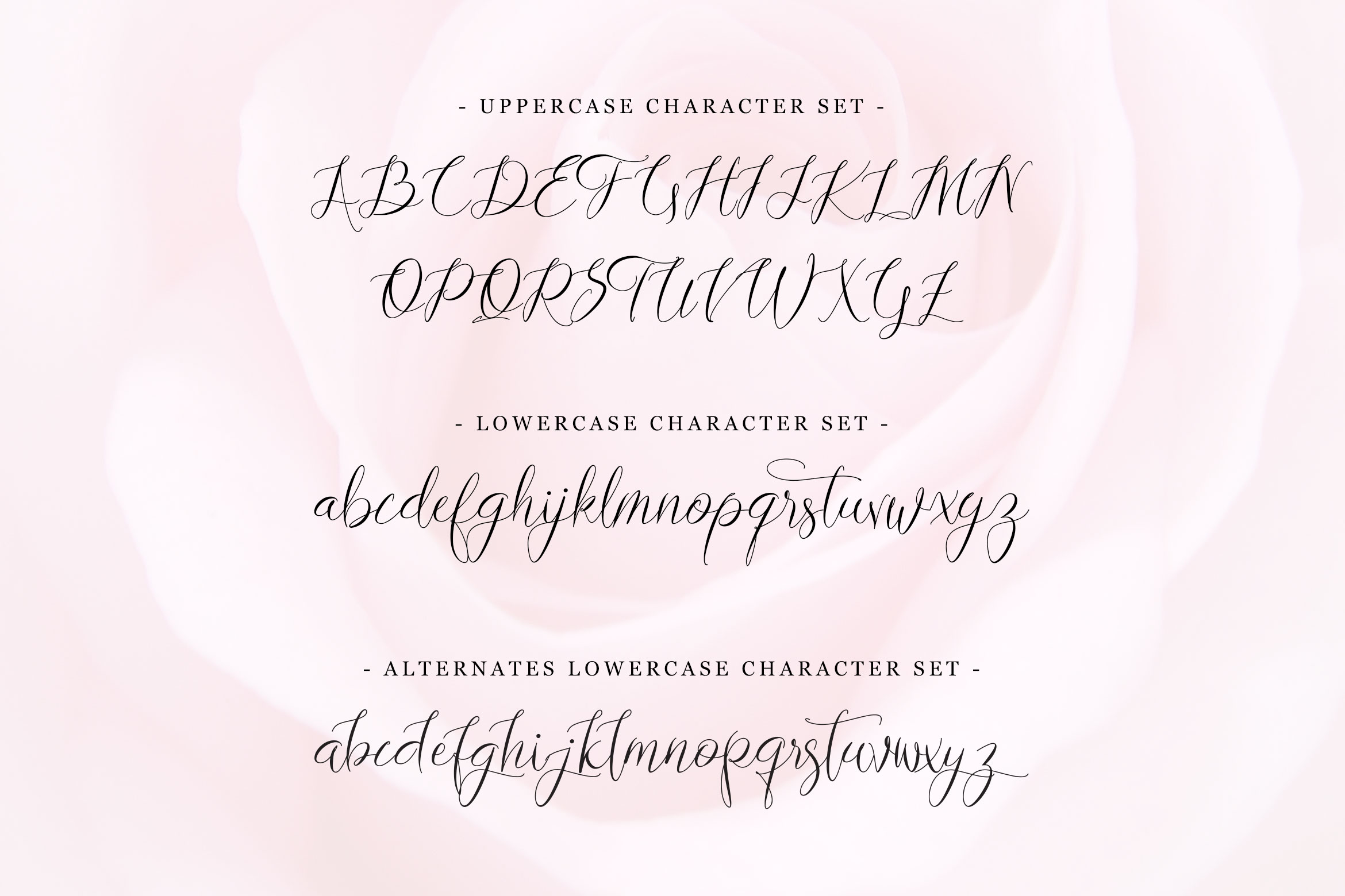 Print on Demand: Lovestrong Script & Handwritten Font By rometheme - Image 6