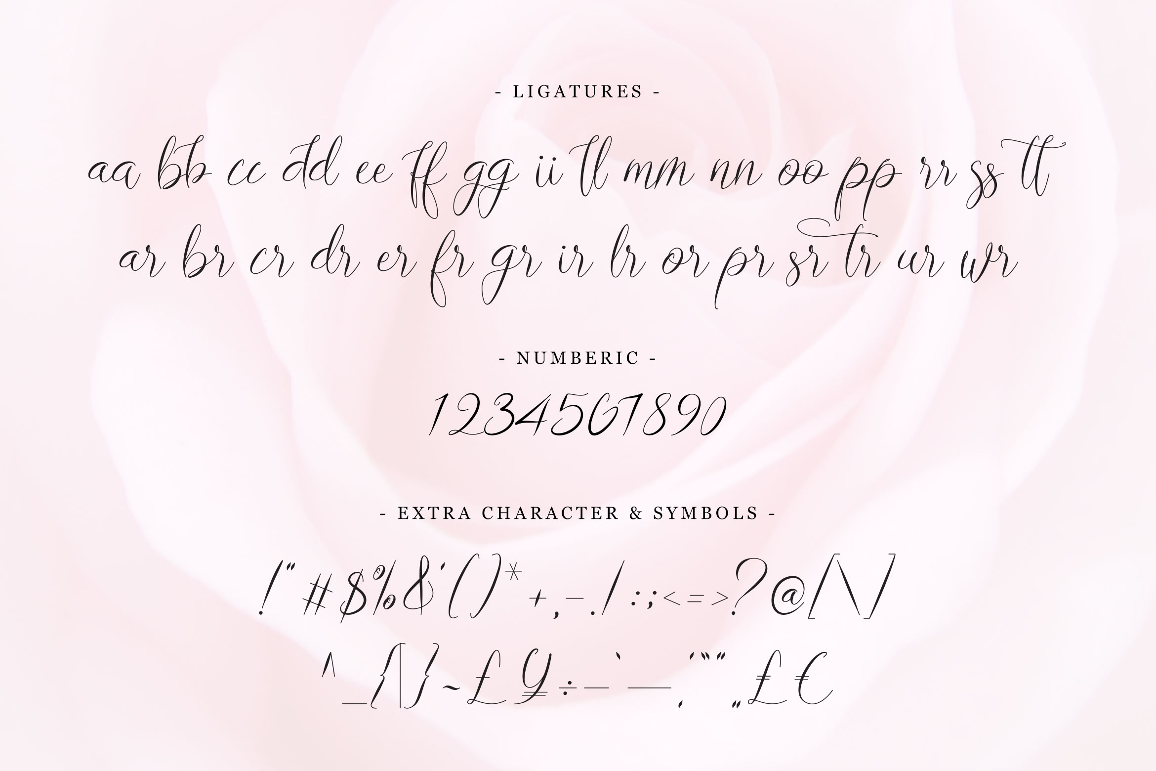 Print on Demand: Lovestrong Script & Handwritten Font By rometheme - Image 7