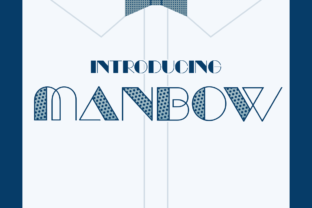 Manbow Font By Typodermic