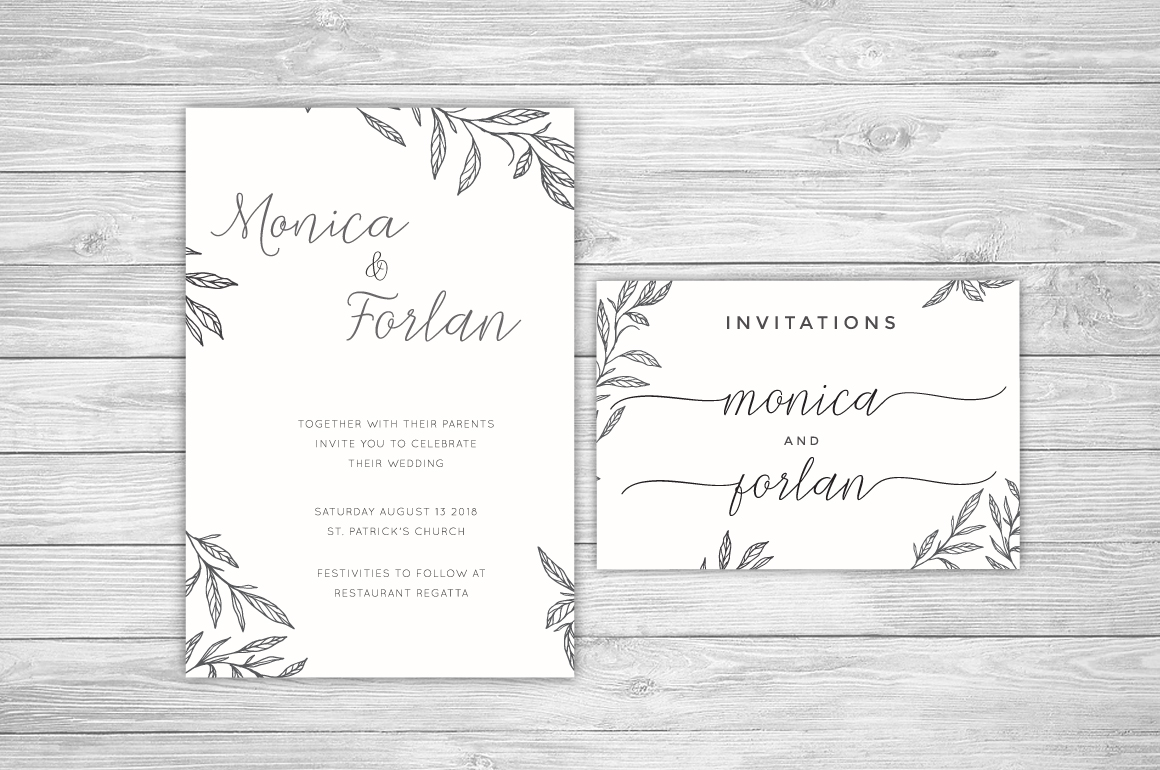 Print on Demand: Michella Script & Handwritten Font By Cooldesignlab - Image 4
