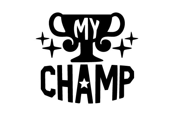 My Champ Craft Design By Creative Fabrica Crafts