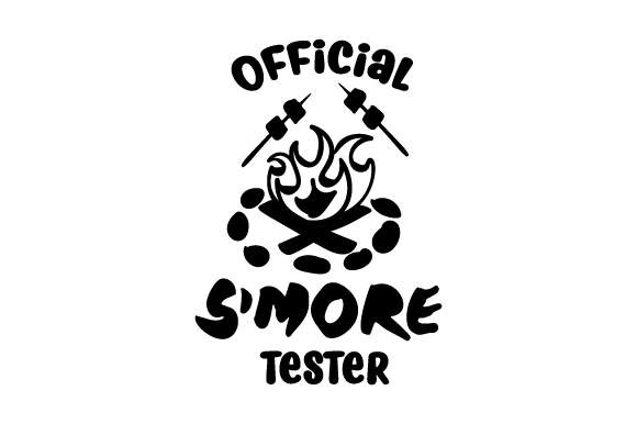 Download Free Official S More Tester Svg Cut File By Creative Fabrica Crafts for Cricut Explore, Silhouette and other cutting machines.