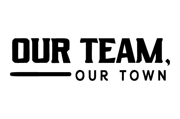 Download Free Our Team Our Town Svg Cut File By Creative Fabrica Crafts for Cricut Explore, Silhouette and other cutting machines.