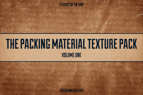 Packing Material Textures Volume 01 Graphic Textures By theshopdesignstudio
