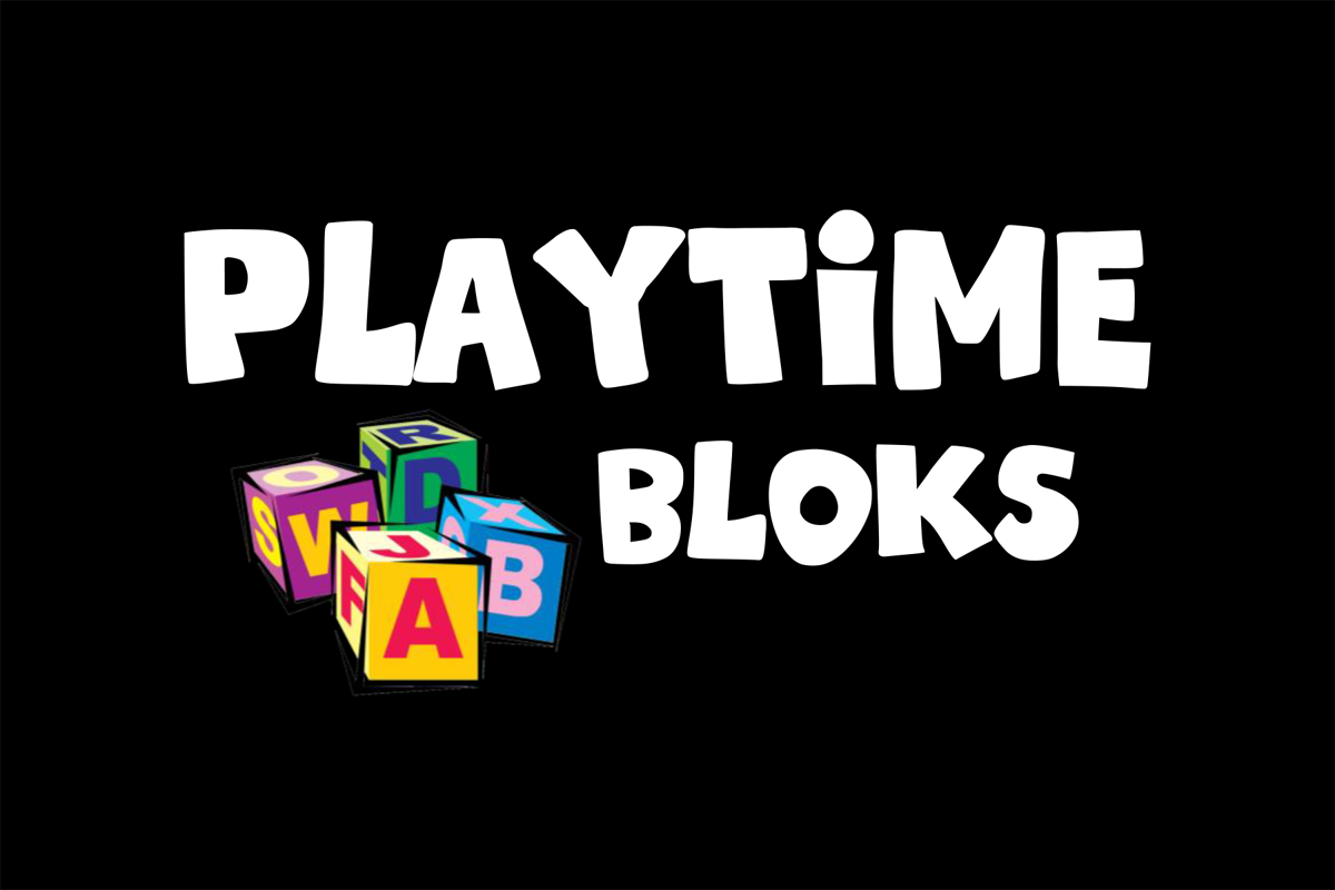 Print on Demand: K26 Playtime Bloks Sans Serif Font By K26Fonts