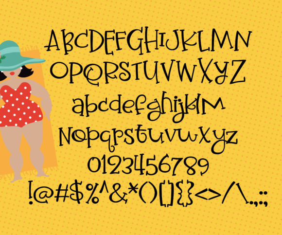 Print on Demand: Say What Script & Handwritten Font By Illustration Ink - Image 2