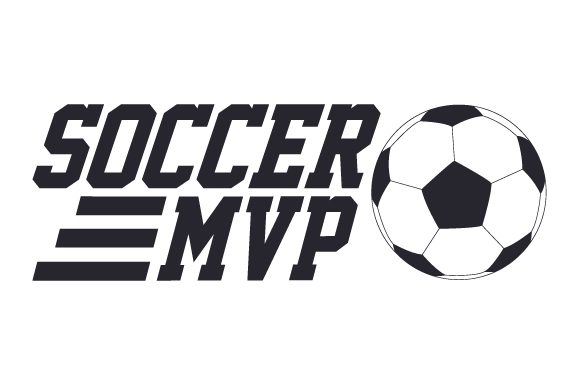 Download Free Soccer Mvp Svg Cut File By Creative Fabrica Crafts Creative for Cricut Explore, Silhouette and other cutting machines.