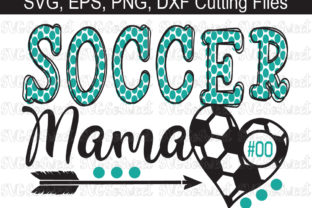 Soccer Mama SVG Graphic By Southern Belle Graphics
