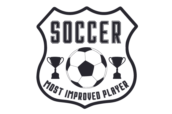 Download Free Soccer Most Improved Player Svg Cut File By Creative Fabrica for Cricut Explore, Silhouette and other cutting machines.