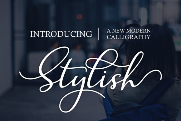 The Hand Style Script Font ♦ $1