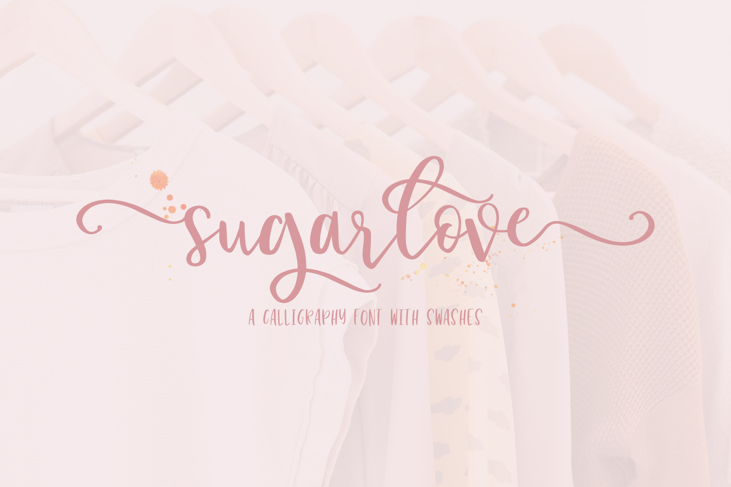 Print on Demand: Sugarlove Script & Handwritten Font By BeckMcCormick
