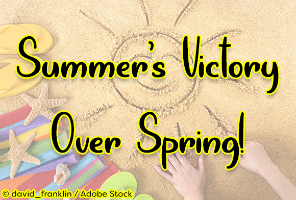 Print on Demand: Summer's Victory over Spring Script & Handwritten Font By Misti - Image 1