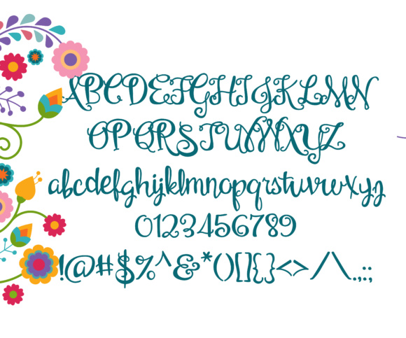 Print on Demand: Supercilious Script & Handwritten Font By Illustration Ink - Image 2