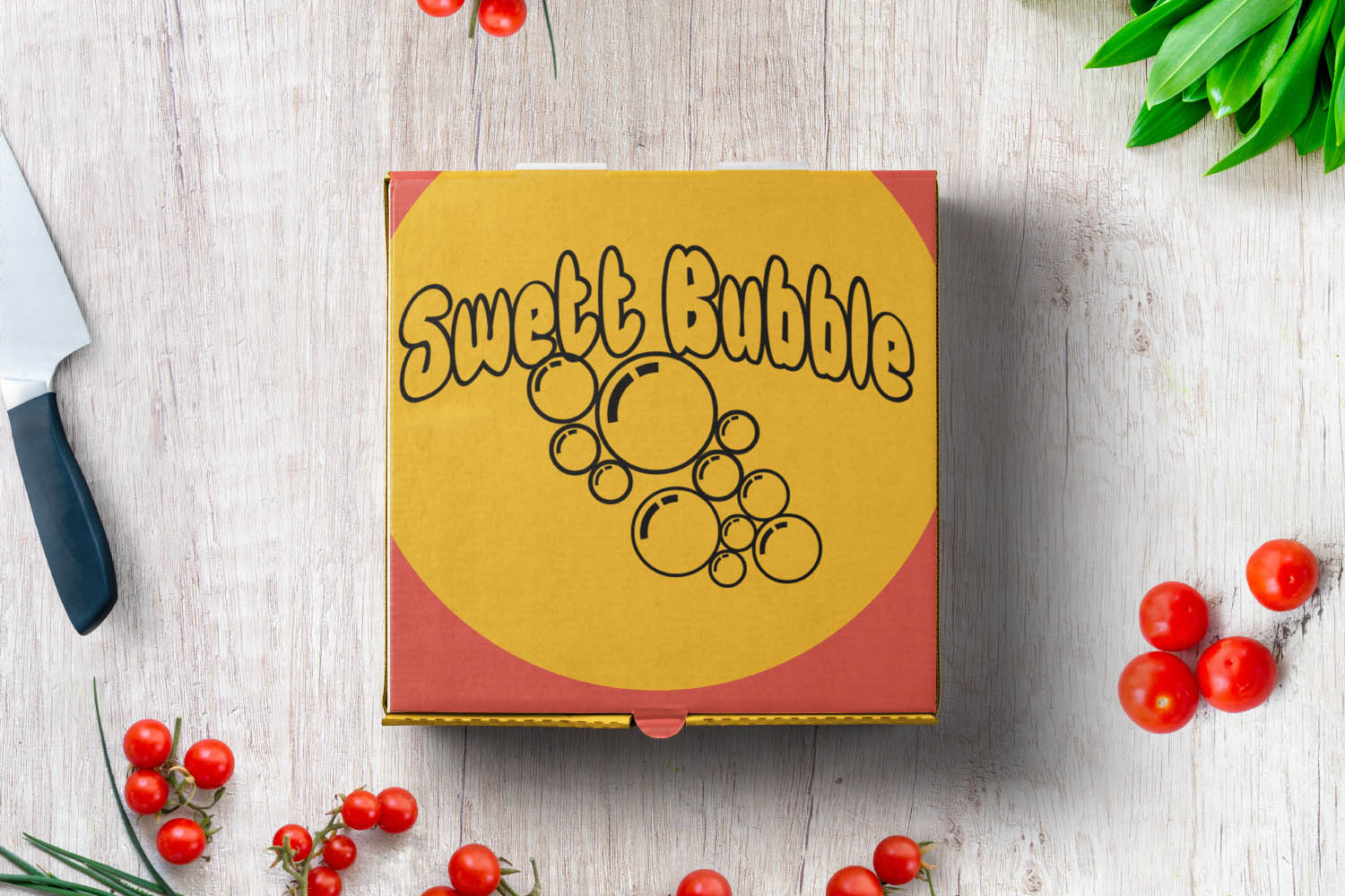 Print on Demand: Sweet Bubble Dingbats Font By 38.lineart - Image 7