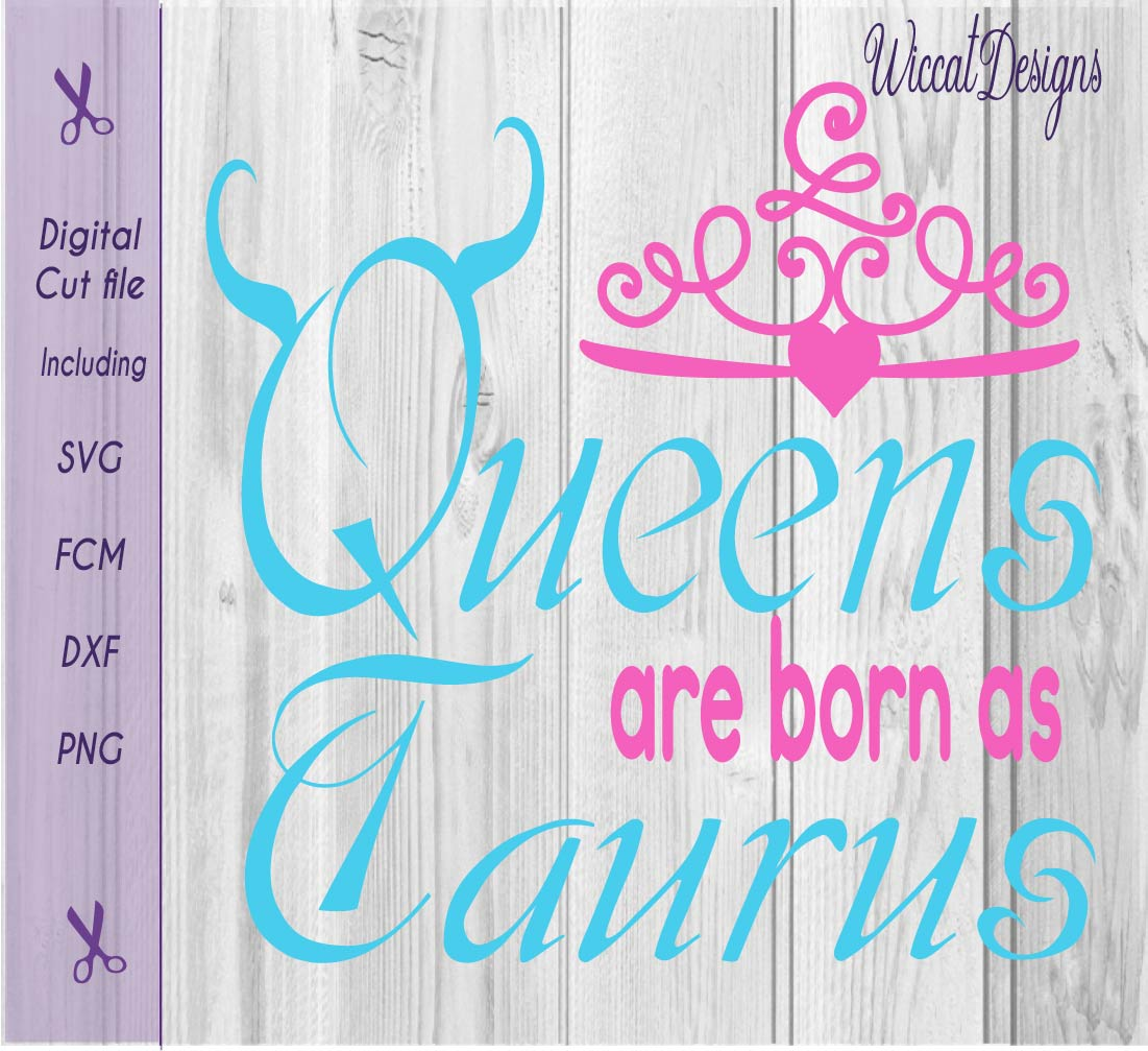 Download Free Taurus Graphic By Wiccatdesigns Creative Fabrica for Cricut Explore, Silhouette and other cutting machines.