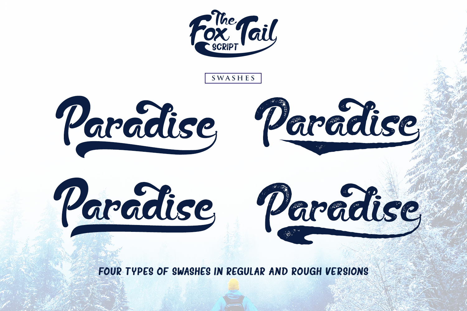 The Fox Tail Font By Din Studio Image 8