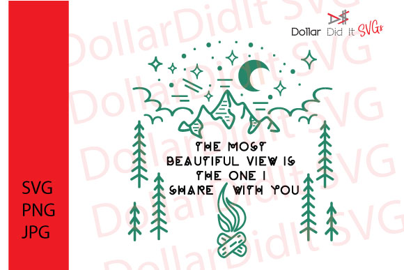 Download Free You And Me By The Sea Svg Graphics Graphic By Dollar Did It for Cricut Explore, Silhouette and other cutting machines.